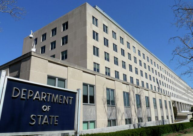 US State Department building