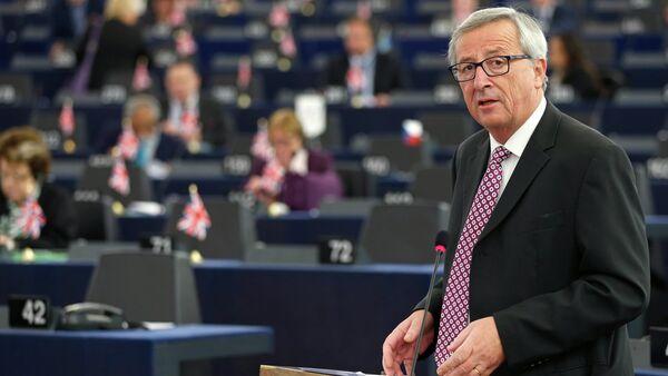Jean-Claude Juncker - Sputnik International