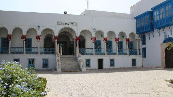 Parliament Building, Tunis. - Sputnik International