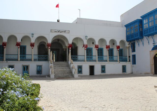 Parliament Building, Tunis
