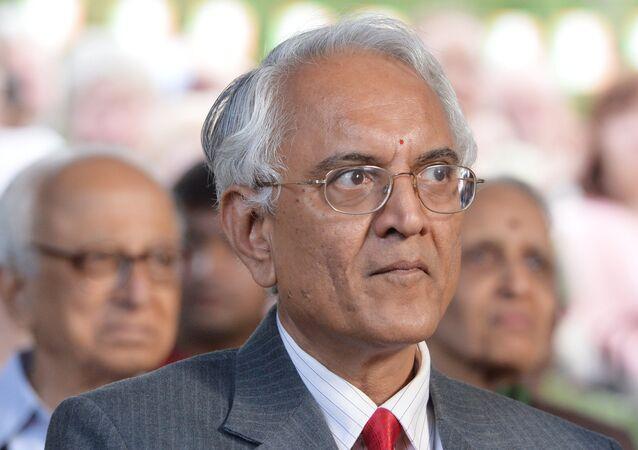 Indian Ambassador in Russia Pundi Srinivasan Raghavan