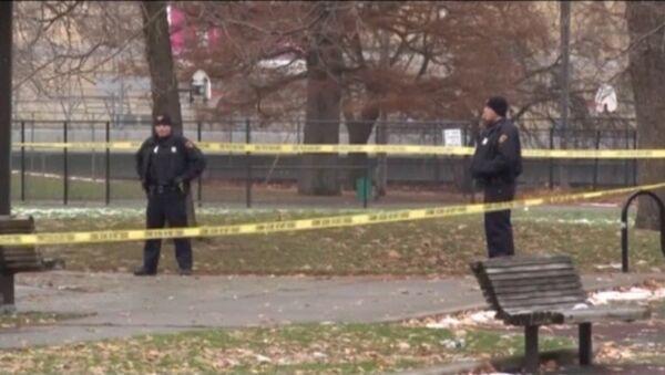 Shooting in the US: Police Officer Kills 12-Year-Old Boy - Sputnik International