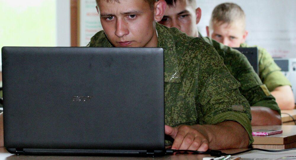 Final exams at K.K. Rokossovsky Far Eastern Higher Military Command School (DVVKU)
