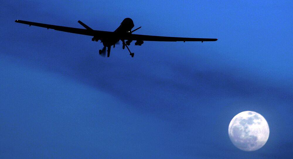 General Atomics MQ-9 Reaper drone