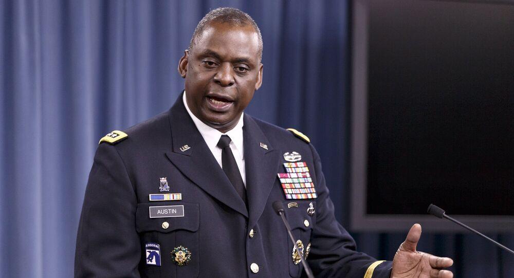Army Gen. Lloyd J. Austin III, commander of U.S. Central Command