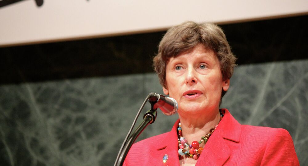 Angela Kane  UN Disarmament High Representative