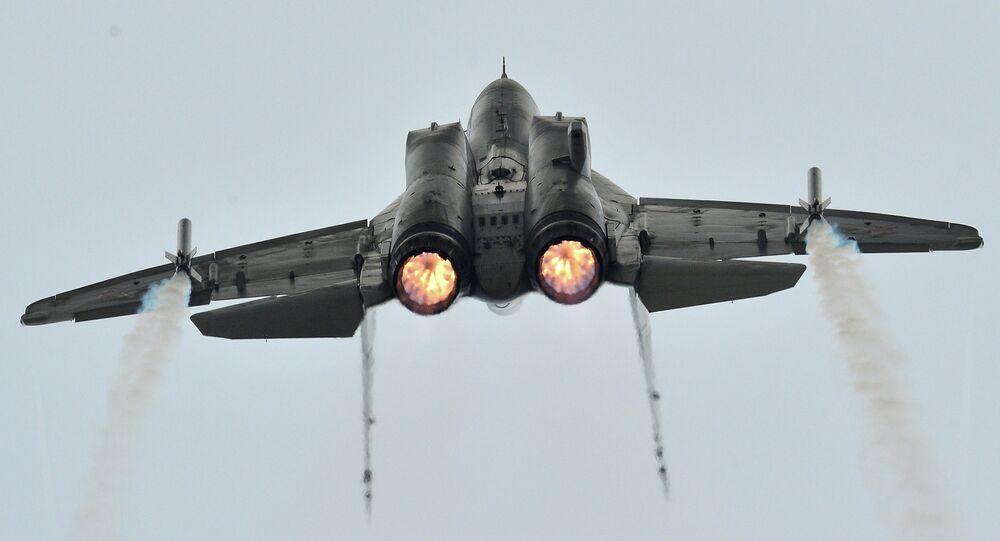 MAKS airshow