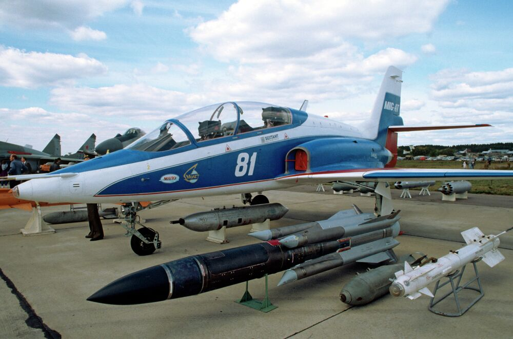 MiG-AT trainer