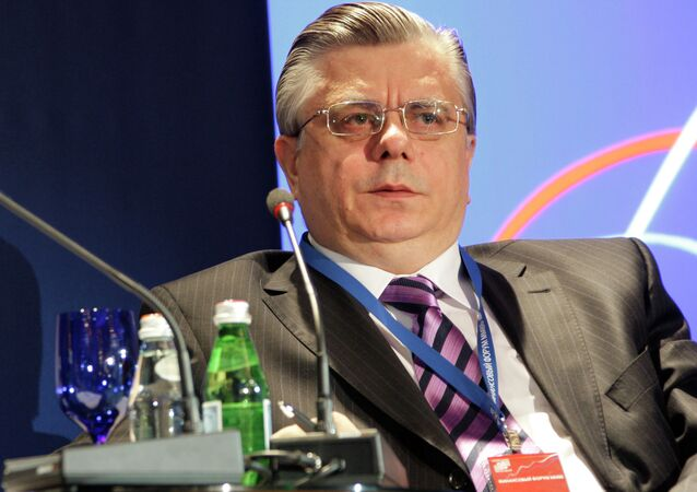 First Executive Vice President of the Russian Union of Industrialists and Entrepreneurs Alexander Murychev