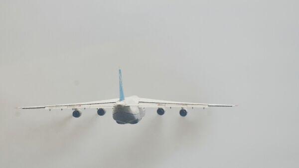 Nigeria released Russian cargo plane after brief detention - Sputnik International