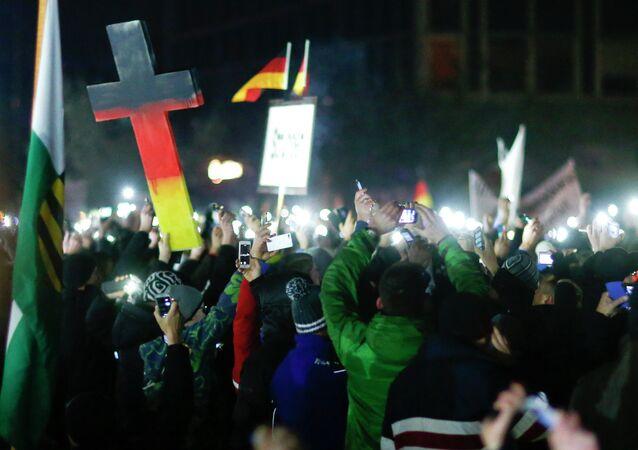 'Anti-Islamization' Protests