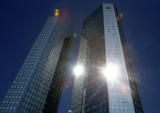 Deutsche Bank headquarters