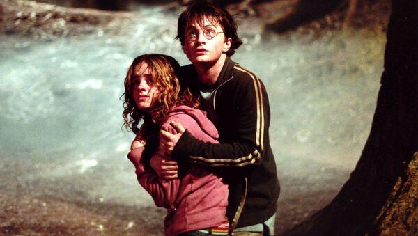 Alfonso Cuarón' film Harry Potter and the Prisoner of Azkaban - Sputnik International