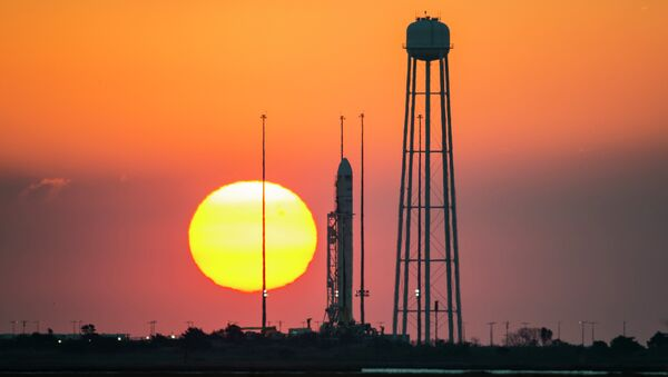 Last week, Russian rocket manufacturer Energia signed a $1-billion contract with US Orbital Services Corporation for the delivery of 60 RD-181 engines, to be installed on Antares carrier rockets. - Sputnik International
