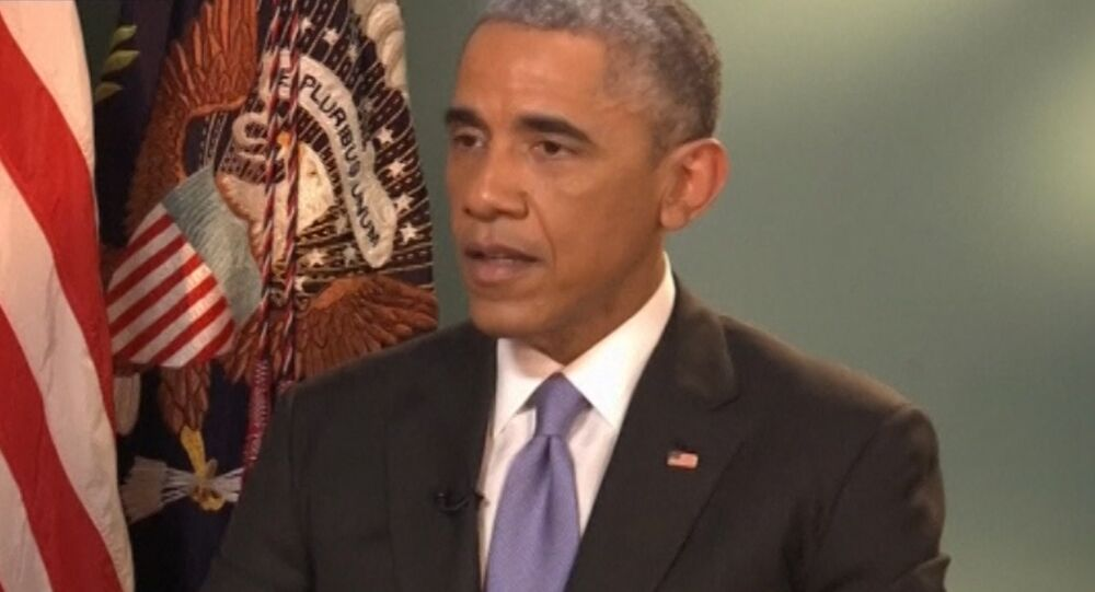 Obama, US Intelligence Committee Chair Discuss CIA Torture Report