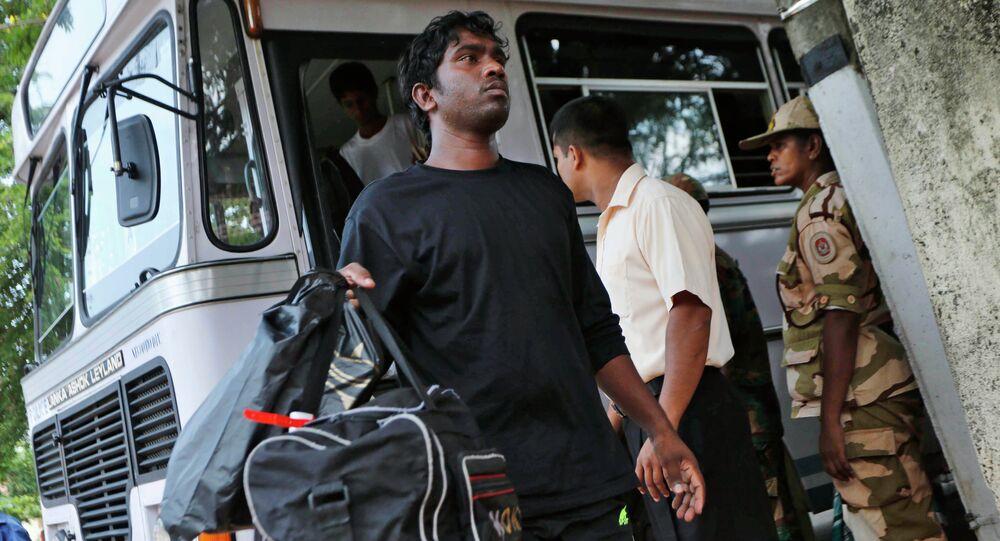 Sri Lanka Australia Asylum Seekers
