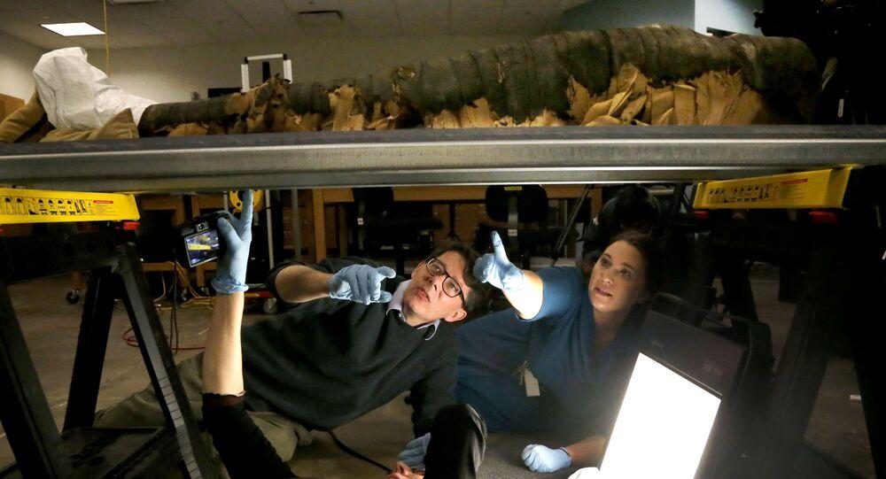 Chicago Mummy Museum