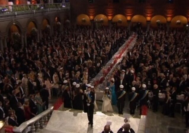 Thousands of Guests Attend Gala in Honor of Nobel Laureates in Stockholm
