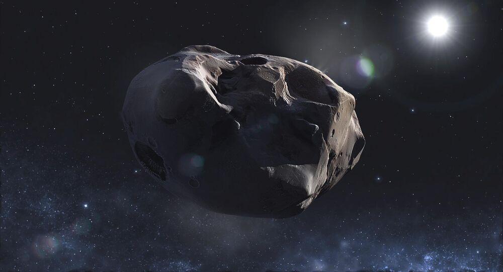 The target – comet 67P/Churyumov-Gerasimenko