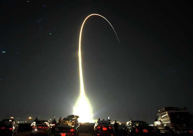 United Launch Alliance Atlas V rocket