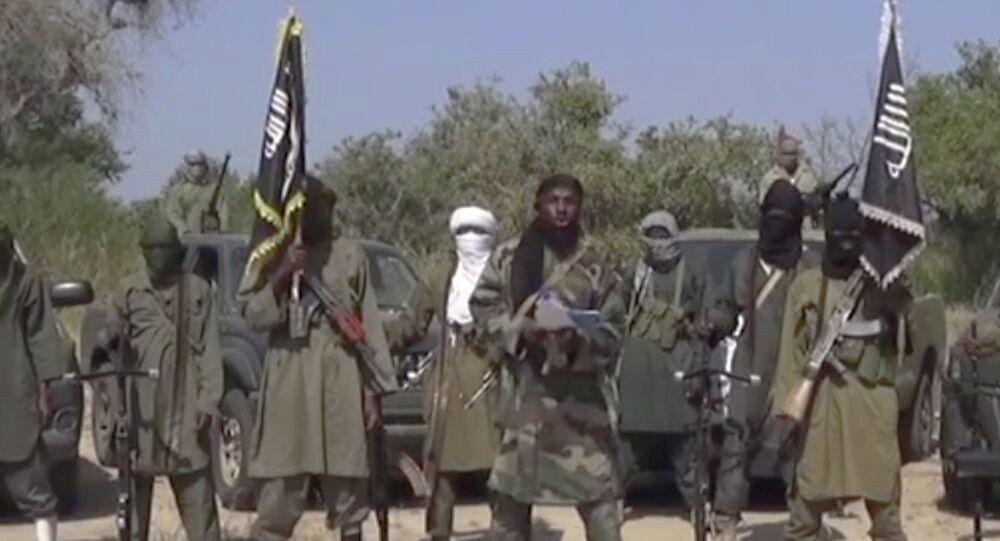 Nigeria's Boko Haram terrorist network