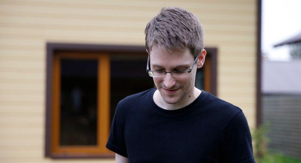 Edward Snowden in Citizenfour (2014)