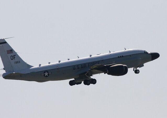 Boeing RC-135S Cobra Ball I, 61-663 707