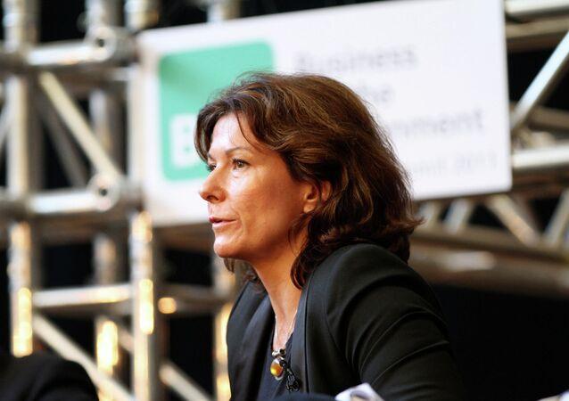 Samantha Smith, Global Leader, Energy and Climate Change, WWF