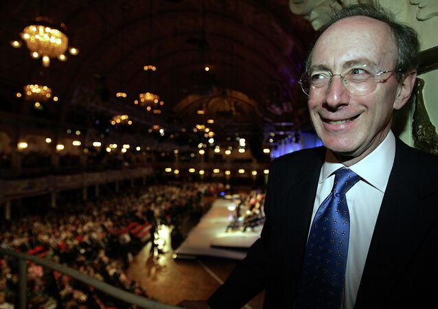 British Conservative Party MP Malcolm Rifkind