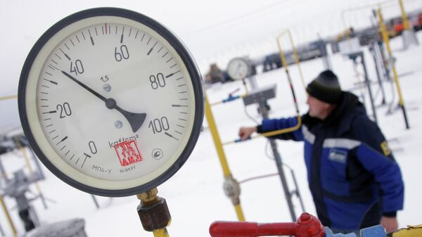 The planned shift in the flow of Russian gas from Ukraine to Turkey will turn Ankara into a key route for European-bound natural gas exports, in what will be a historic project for Ankara - Sputnik International