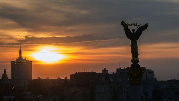 Maidan Square in Kiev - Sputnik International
