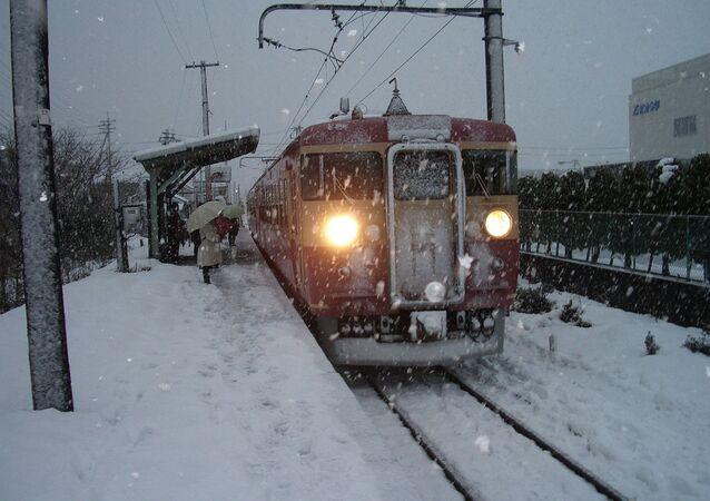 Shimookui station