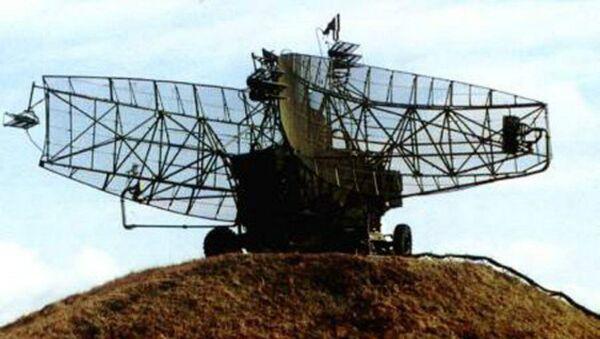 Air Force's Radio-Technical Troops - Sputnik International