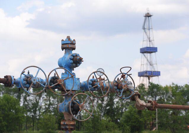 Yuzovka shale gas area, Ukraine