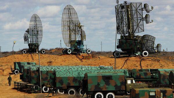Air defense drills - Sputnik International
