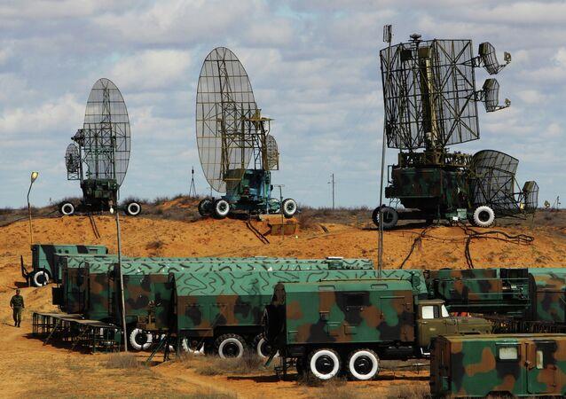 Air defense drills at Ashuluk range