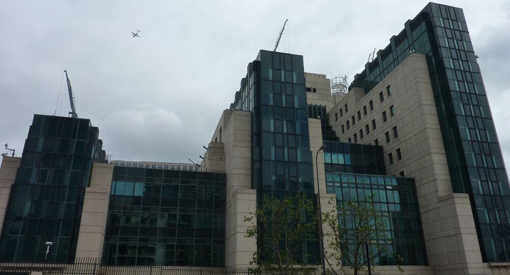 MI5 Headquarters, London