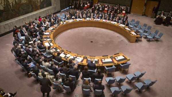 UN Security Council - Sputnik International