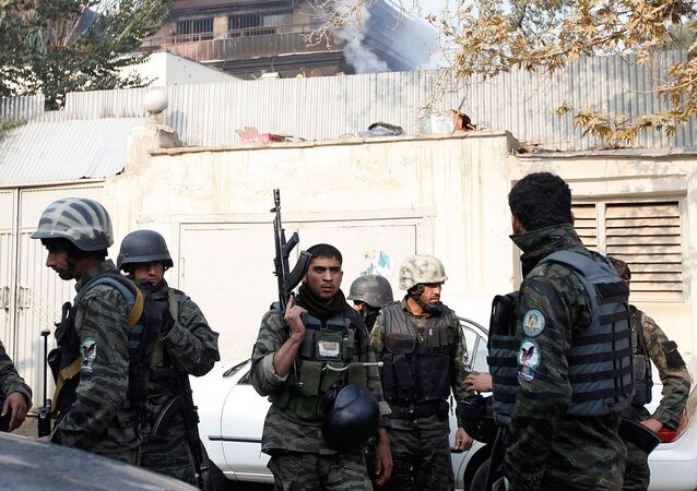 Six foreigners killed in attack on UN hostel in Afghanistan