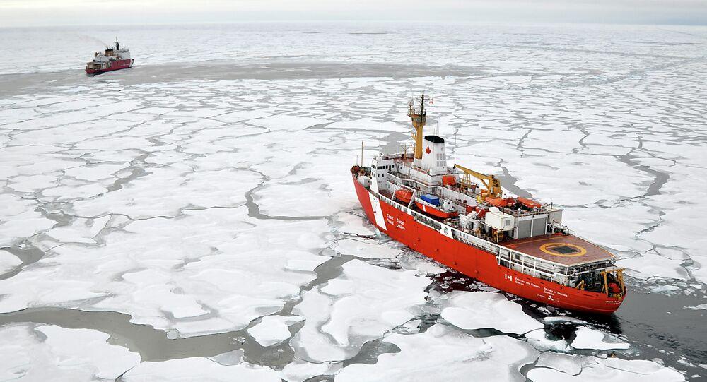 Arctic continental shelf