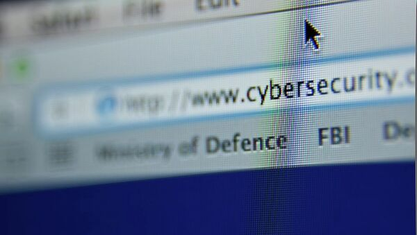 Cyber Security at the Ministry of Defense - Sputnik International