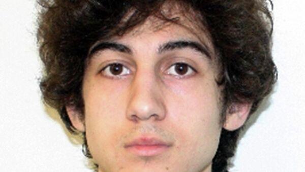 Dzhokhar Tsarnaev - Sputnik International