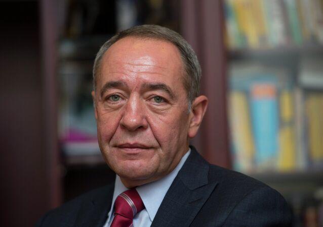 Гендиректор Газпром-Медиа Михаил Лесин