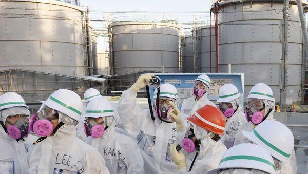 Fukushima - Sputnik International