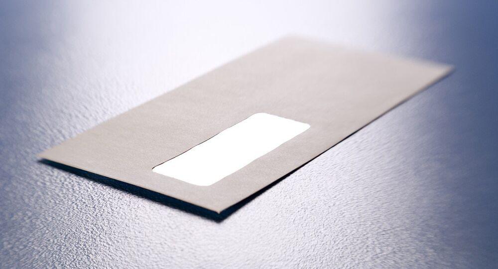 An envelope