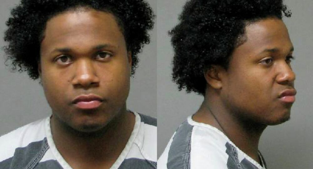 Springfield, Ohio Police Division photo shows Ismaaiyl Brinsley who police say killed the two officers in New York on December 20, 2014