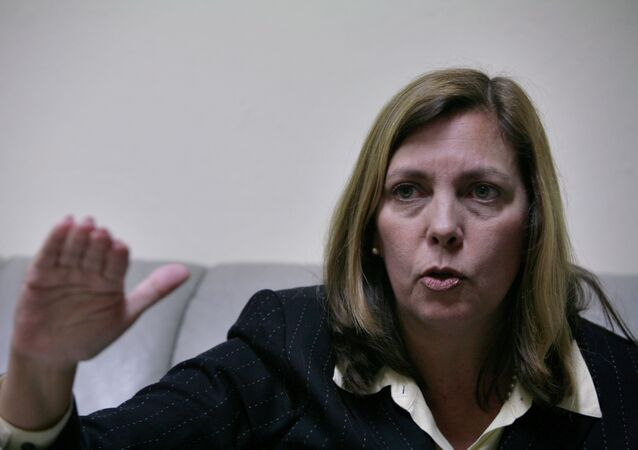 Josefina Vidal, director of the Cuban Foreign Ministry's North American affairs office