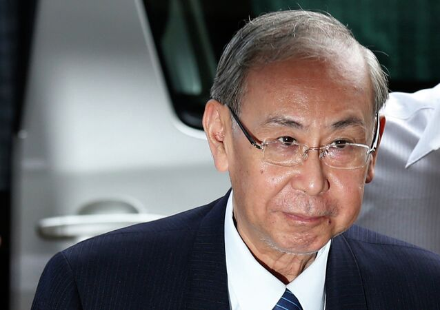 Former Hong Kong Chief Secretary Rafael Hui
