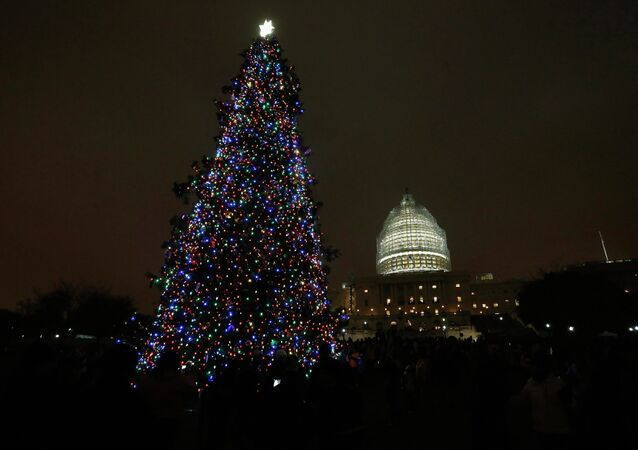 It's a Christmas Miracle! US Congress has quickly and quietly passed a series of dangerous laws in time for the holiday season