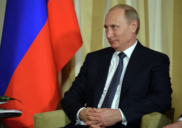 Russian President said that a joint effort is always better than dealing with economic challenges alone